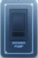 SHOWER WATERPROOF SWITCH PANEL
